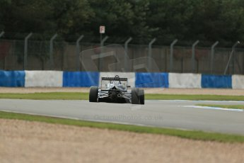 World © Octane Photographic Ltd. Donington Park General Test, Matthew (Matty) Graham - BRDC Formula 4 - Sean Walkinshaw Racing - MSV F4-13. Thursday 19th September 2013. Digital Ref : 0829lw1d7629