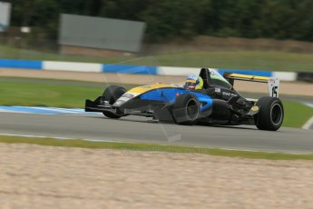World © Octane Photographic Ltd. Donington Park General Test, Thursday 19th September 2013. Matteo Ferrar - Protyre Formula Renault Championship - MGR Motorsport - Digital Ref : 0829lw1d7659