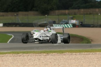 World © Octane Photographic Ltd. Donington Park General Test, Matt Mason - MGR - BRDC Formula 4 - MSV F4-13. Thursday 19th September 2013. Digital Ref : 0829lw1d7677