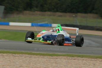 World © Octane Photographc Ltd. Donington Park General Test, James Greenway - BRDC Formula 4 - MSV F4-13. Thursday 19th September 2013. Digital Ref : 0829lw1d7726