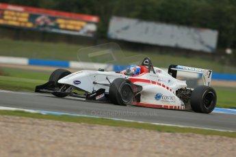 World © Octane Photographc Ltd. Donington Park General Test, Jake Hughes - Lanan Racing - BRDC Formula 4 - MSV F4-13. Thursday 19th September 2013. Digital Ref : 0829lw1d7756