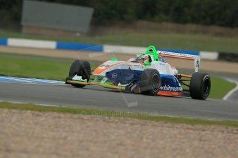 World © Octane Photographic Ltd. Donington Park General Test, James Greenway - BRDC Formula 4 - MSV F4-13. Thursday 19th September 2013. Digital Ref : 0829lw1d7768