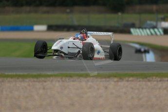 World © Octane Photographic Ltd. Donington Park General Test, Jake Hughes - Lanan Racing - BRDC Formula 4 - MSV F4-13. Thursday 19th September 2013. Digital Ref : 0829lw1d7805
