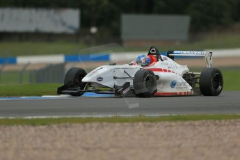 World © Octane Photographic Ltd. Donington Park General Test, Jake Hughes - Lanan Racing - BRDC Formula 4 - MSV F4-13. Thursday 19th September 2013. Digital Ref : 0829lw1d7807