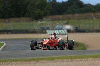 World © Octane Photographic Ltd. Donington Park General Test, Max Cornelius - Chris Dittmann Racing - BRDC Formula 4 - MSV F4-13. Thursday 19th September 2013. Digital Ref : 0829lw1d7840