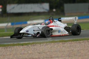 World © Octane Photographic Ltd. Donington Park General Test, Jake Hughes - Lanan Racing - BRDC Formula 4 - MSV F4-13. Thursday 19th September 2013. Digital Ref : 0829lw1d7873