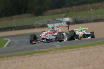World © Octane Photographic Ltd. Donington Park General Test, Matt Bell - Douglas Motorsport - BRDC Formula 4 - MSV F4-13. Thursday 19th September 2013. Digital Ref : 0829lw1d7898