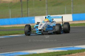 World © Octane Photographic Ltd. Donington Park test day 26th September 2013. MSV F3 Cup. Lanan Racing, Dallara F307 Volkswagen. Digital Ref : 0830lw1d8310