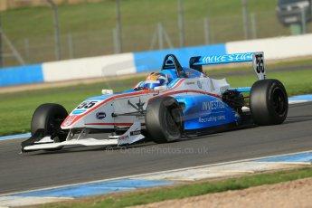 World © Octane Photographic Ltd. Donington Park test day 26th September 2013. BRDC Formula 4, MSV F4-13, HHC Motorsport, Charlie Robertson. Digital Ref : 0830lw1d8364 :