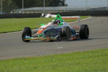 World © Octane Photographic Ltd. Donington Park test day 26th September 2013. BRDC Formula 4, MSV F4-13, James Greenway. Digital Ref : 0830lw1d9057