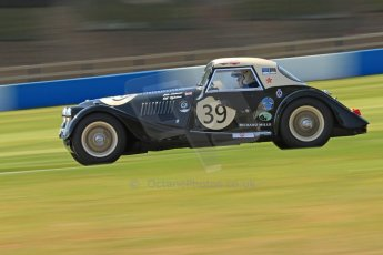 World © Octane Photographic Ltd. Donington Historic Festival, Friday 3rd May 2013. Pre-63 GT. Digital Ref : 0648cb7d8103