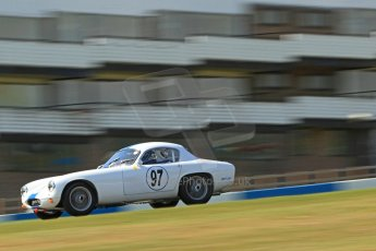 World © Octane Photographic Ltd. Donington Historic Festival, Friday 3rd May 2013. Pre-63 GT. Digital Ref : 0648cb7d8126