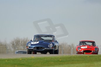World © Octane Photographic Ltd. Donington Historic Festival, Friday 3rd May 2013. Pre-63 GT. Digital Ref : 0648cb7d9942