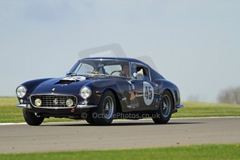 World © Octane Photographic Ltd. Donington Historic Festival, Friday 3rd May 2013. Pre-63 GT. Digital Ref : 0648cb7d9950