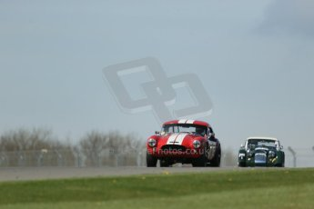 World © Octane Photographic Ltd. Donington Historic Festival, Friday 3rd May 2013. Pre-63 GT. Digital Ref : 0648lw1d7049