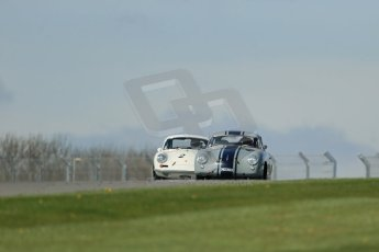 World © Octane Photographic Ltd. Donington Historic Festival, Friday 3rd May 2013. Pre-63 GT. Digital Ref : 0648lw1d7157