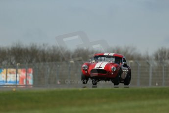 World © Octane Photographic Ltd. Donington Historic Festival, Friday 3rd May 2013. Pre-63 GT. Digital Ref : 0648lw1d7166