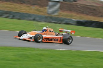 World © Octane Photographic Ltd. Donington Park General Unsilenced Test, Thursday 28th November 2013. Lance, Ex-Ian Scheckter , Team Gunston March 832 Mazda , Historic F2.Formula Atlantic. Digital Ref : 0870cb1dx8310