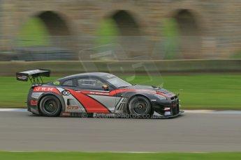 World © Octane Photographic Ltd. Donington Park General Unsilenced Test, Thursday 28th November 2013. Nissan GT-R NISMO GT3 – JRM test day. Digital Ref : 0870cb1dx8547