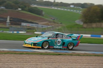 World © Octane Photographic Ltd. Donington Park general unsilenced testing October 31st 2013. Porsche 935. Digital Ref : 0849lw1d2062