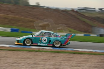 World © Octane Photographic Ltd. Donington Park general unsilenced testing October 31st 2013. Porsche 935. Digital Ref : 0849lw1d2069