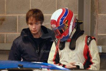 World © Octane Photographic Ltd. Donington Park General Unsilenced Testing 5th December 2013. Luke Davenport - United Autosports - Ginetta G55. Digital ref : 0873cb1d8449