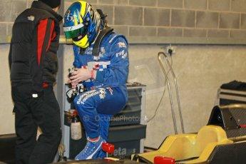 World © Octane Photographic Ltd. Donington Park General Unsilenced Testing 5th December 2013. Formula Renault 2.0, MGR Motorsport, Dean Smith. Digital ref : 0873cb1d8662