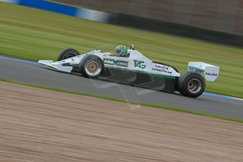 World © Octane Photographic Ltd. Donington Park General Un-silenced Testing, Thursday May 15th 2013. Williams FW07. Digital Ref : 0676cb1d3597
