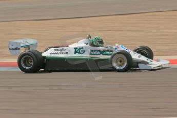 World © Octane Photographic Ltd. Donington Park General Un-silenced Testing, Thursday May 15th 2013. Williams FW07. Digital Ref : 0676cb1d3807