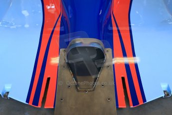 World © Octane Photographic Ltd. Donington Park General un-silenced test 25th April 2013. Aston Martin LMP1, Harold Primat. Digital Ref : 0641cb1d4858