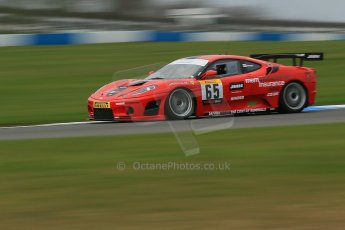World © Octane Photographic Ltd. Donington Park General un-silenced test 25th April 2013. Pirelli Ferrari Open, Winder. Digital Ref : 0641cb1d5292