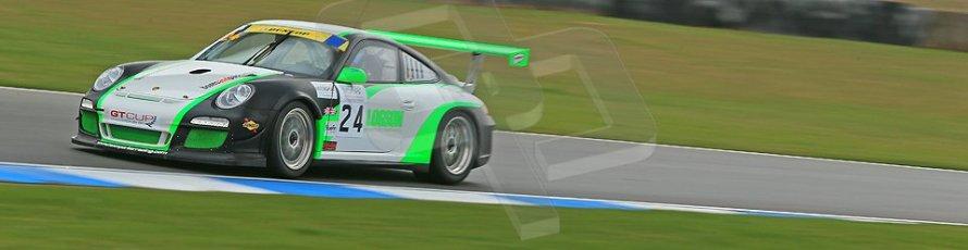 World © Octane Photographic Ltd. Donington Park General un-silenced test 25th April 2013. Britcar MSA British Endurance Championship. Ian Loggie/Chris Jones – Porsche 997 GT3 Cup – Team Parker.Digital Ref : 0641cb1d5690