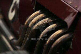 World © Octane Photographic Ltd. Donington Park General un-silenced test 25th April 2013, Bristol exhausts. Digital Ref : 0641cb1d6093