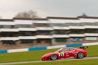 World © Octane Photographic Ltd/Chris Enion. Donington Park General un-silenced test 25th April 2013. Pirelli Ferrari Open, Winder. Digital Ref : 0641ce1d2379
