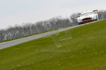 World © Octane Photographic Ltd/Chris Enion. Donington Park General un-silenced test 25th April 2013. Aston Martin Vantage PRO GTE, Darren Turner. Digital Ref : 0641ce1d2490