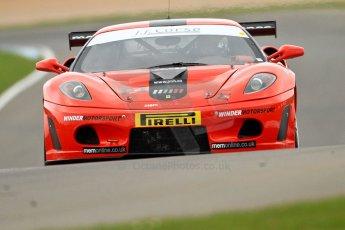 World © Octane Photographic Ltd/Chris Enion. Donington Park General un-silenced test 25th April 2013. Pirelli Ferrari Open, Winder. Digital Ref : 0641ce7d6891