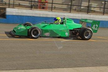 World © Octane Photographic Ltd. Donington Park General un-silenced testing, April 30th 2013. Nick Fleming - Ralt RT1 - SPT Motorsport. Digital Ref : 0643cb7d7341