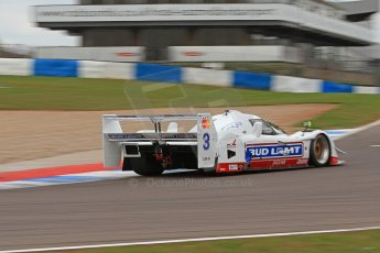 World © Octane Photographic Ltd. Donington Park General un-silenced testing, April 30th 2013. Jaguar XJR16 - Richard Eyre. Group C (Gp.C) Racing. Digital Ref : 0643cb7d7828