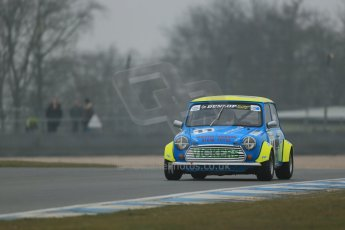 World © Octane Photographic Ltd. General unsilenced testing – Donington Park Thursday 11th April 2013. Kane Astin - Mini Miglia Challenge. Digital ref : 0630lw1d1874