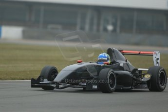 World © Octane Photographic Ltd. General unsilenced testing – Donington Park Thursday 11th April 2013. Protyre Formula Renault Championship. Matteo Ferrer - MGR Motorsport. Digital ref : 0630lw1d2014