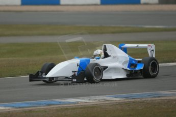 World © Octane Photographic Ltd. General unsilenced testing – Donington Park Thursday 11th April 2013. Protyre Formula Renault Championship. Jorge – Cevallos. MGR Motorsport. Digital ref : 0630lw1d2451