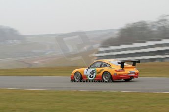 World © Octane Photographic Ltd. General unsilenced testing – Donington Park Thursday 11th April 2013. Porsche 997 - Porsche GT3 Cup. Digital ref : 0630lw7d4714