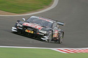 World © Octane Photographic Ltd. German Touring Cars (DTM) Brands Hatch Saturday 18th May 2013. Practice.. Audi Sport Team Abt – Audi RS5 DTM – Timo Scheider. Digital Ref: 0680cb1d4852