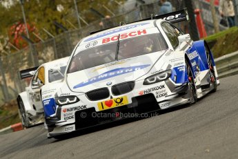World © Octane Photographic Ltd. German Touring Cars (DTM) Brands Hatch Saturday 18th May 2013. Practice. BMW Team Schnitzer – BMW M3 DTM – Dirk Werner. Digital Ref: 0680ce1d1381