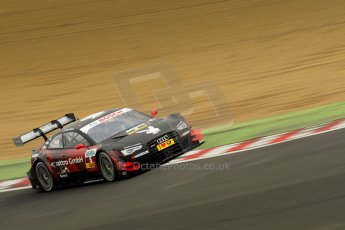 World © Octane Photographic Ltd. German Touring Cars (DTM) Brands Hatch Saturday 18th May 2013. Practice.. Team Rosberg – Audi RS5 DTM – Edoardo Mortara. Digital Ref: 0680ce1d1544
