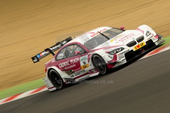 World © Octane Photographic Ltd. German Touring Cars (DTM) Brands Hatch Saturday 18th May 2013. Practice.. BMW Team RMG – BMW M3 DTM – Martin Tomczyk. Digital Ref: 0680ce1d1559