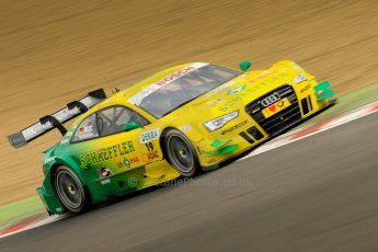 World © Octane Photographic Ltd. German Touring Cars (DTM) Brands Hatch Saturday 18th May 2013. Practice.. Phoenix Racing – Audi RS5 DTM – Mike Rockenfeller. Digital Ref: 0680ce1d1569