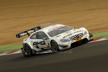 World © Octane Photographic Ltd. German Touring Cars (DTM) Brands Hatch Saturday 18th May 2013. Practice.. Mucke Motorsport – DTM AMG Mercedes C-Coupe – Pascal Wehrlein. Digital Ref: 0680ce1d1586