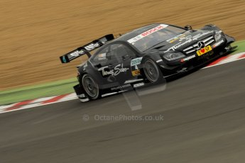 World © Octane Photographic Ltd. German Touring Cars (DTM) Brands Hatch Saturday 18th May 2013. Practice.. HWA Team – DTM AMG Mercedes C-Coupe – Roberto Merhi. Digital Ref: 0680ce1d1594