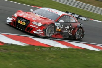 World © Octane Photographic Ltd. German Touring Cars (DTM) Brands Hatch Saturday 18th May 2013. Qualifying. Phoenix Racing – Audi RS5 DTM – Miguel Molina. Digital Ref: 0683cb1d5189